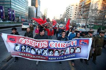 A 42 AÑOS DEL GOLPE EN CHILE