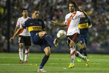 El superclásico River-Boca  anima el torneo argentino