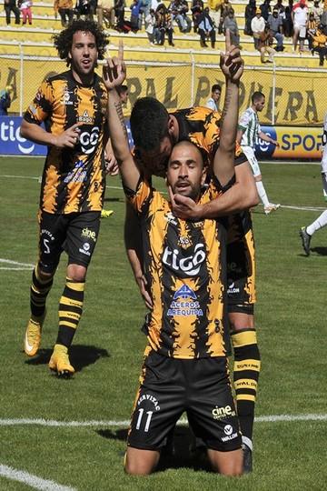 El Tigre devora a Oriente