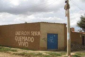 El Alto: Suben los casos de linchamientos por vecinos