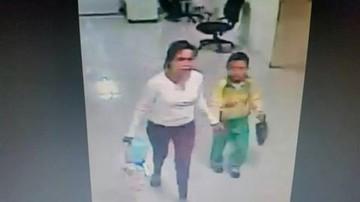 Secuestran a un recién nacido en Sucre
