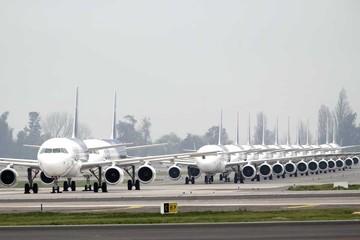 Chile: Huelga aeronáutica paraliza vuelos