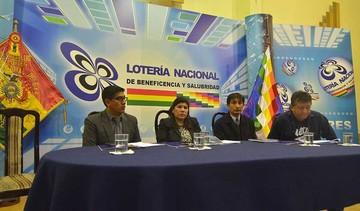 Lotería perdió patrimonio a manos de funcionarios