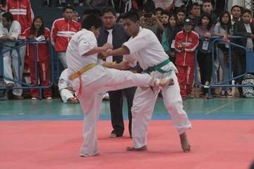 Sucre: Karate suma apoyo para Torneo Sudamericano