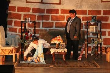 Adultos mayores compiten en cuarto certamen teatral