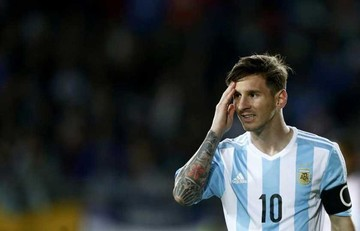 Messi no asistirá al Dakar