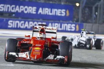 Vettel domina en Singapur