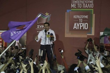 Grecia otorga nuevo respaldo a Tsipras en segunda elección