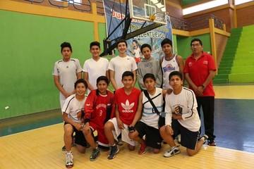Nacional U-15 en Sucre