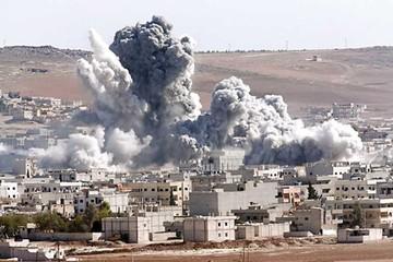 3.550 muertos por bombardeos de la coalición en Siria