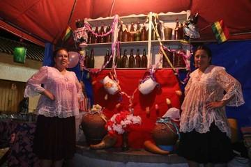 Fiesta de tradiciones chuquisaqueñas reúne  música y gastronomía