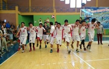 Básquet: Sucre retiene el título nacional de la categoría U-15
