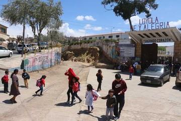 Noria Alta: Un barrio con necesidades