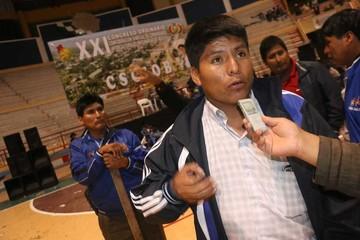 Los interculturales eligen a Loza como nuevo ejecutivo