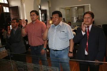 Nueva dirigencia de Asamblea Municipal busca fiscalización