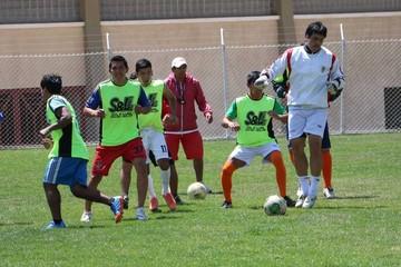 Guaraní sufre caída ante Ramiro Castillo en la Copa Bolivia