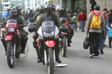La Paz: Policía muere cercenado por cable