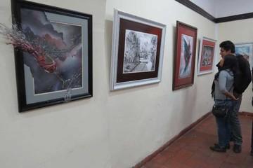 ABAP: Muestra  artística por la  fundación de Sucre