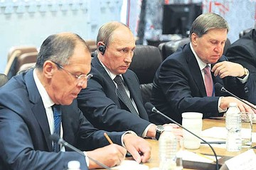 EEUU choca con Rusia en su lucha contra el EI