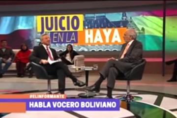 Si te perdiste en directo la entrevista TV Chile, aquí puedes ver los 30 minutos de Carlos Mesa