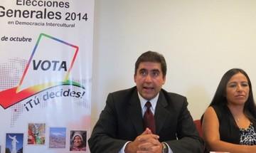 En 2014 se gastó hasta casi Bs 13.000 por cada voto boliviano en el exterior