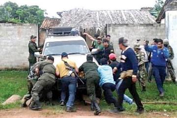 Gobierno: Falso policía ayudó en fuga de Belaunde
