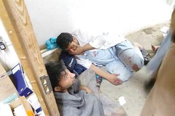 Bombardeo a hospital afgano deja 29 fallecidos