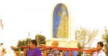 Se consolida la Entrada de Guadalupe en Santa Cruz