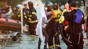 Históricas inundaciones en el sureste de Estados Unidos