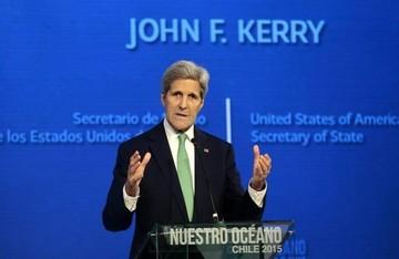 Kerry insta a levantar el embargo a Cuba y destaca los avances en la isla