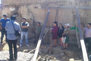 Especialistas descartan extracción de fósiles encontrados en el barrio San Luis