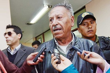 Ex militar acusa a dos coroneles por muerte de Espinal