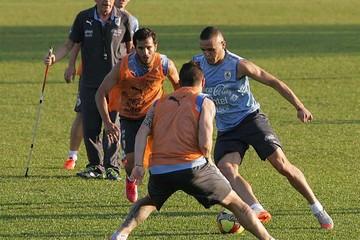 Uruguay define su equipo
