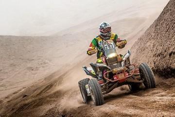 "Alistan ""libro de ruta"" del Dakar en Bolivia para noviembre"