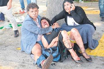Turquía: Atentado deja cerca de un centenar de víctimas