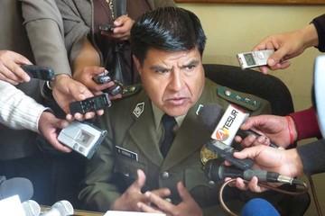 Un robo a mano armada alerta otra vez en Sucre