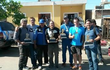 Chuquisaqueño Luciano Pérez gana 5ta fecha del Rally Raid en Argentina y lidera su categoría