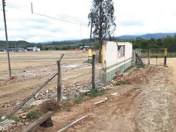 Resuelven conflicto por terrenos en Monteagudo