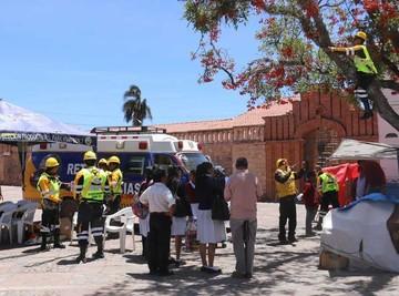 Enseñan la importancia de la prevención en desastres