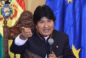 Mar: Morales dice que un indio sin plumas puso en su lugar a Chile
