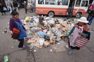 Denuncian contaminación en 80% de los municipios