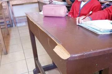 Tres unidades educativas aún no tienen mobiliario
