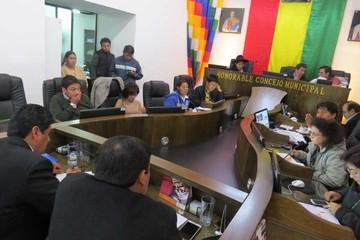 Concejo: Procede interpelación al Alcalde