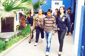 Chile: Expulsan a 15 bolivianos por tráfico de drogas