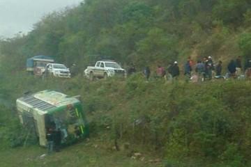 Monteagudo: Jueza envía a penal a conductor de bus