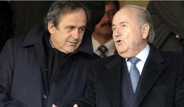Blatter justifica pago a Platini