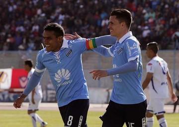 Bolívar suma otra victoria en Oruro sobre San José