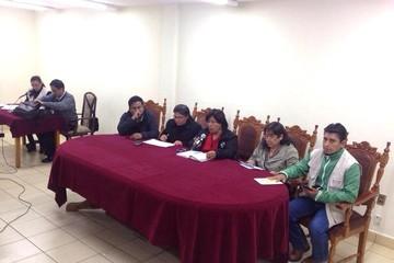TSE suspende por 20 días a los cinco vocales electorales de Chuquisaca