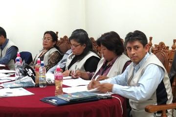 La suspensión contra vocales del TDE Chuquisaca es indefinida