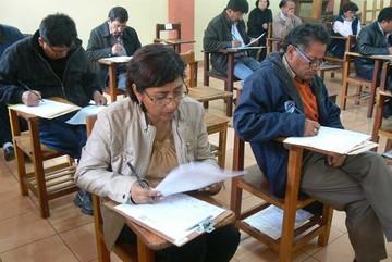 Magisterio rural paraliza proceso de titularización